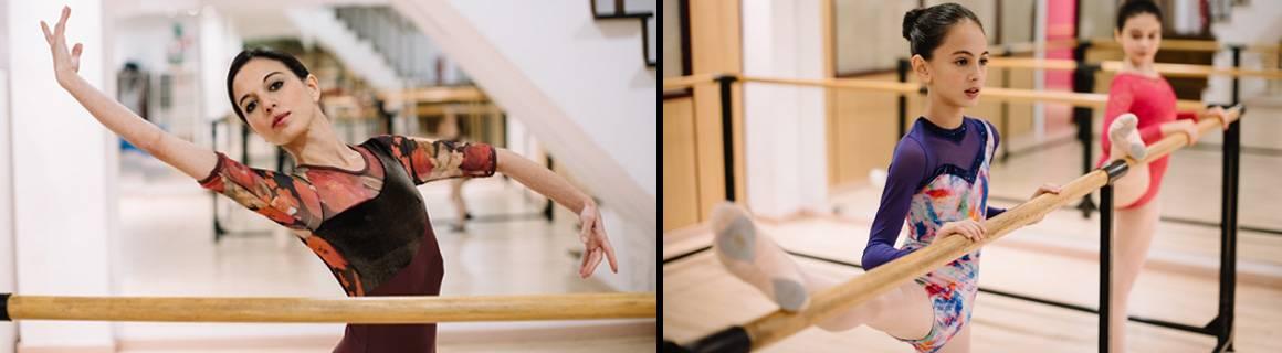 Ropa para ballet