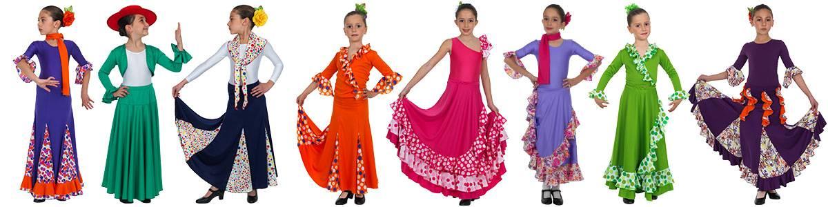 Vestuario de Flamenco